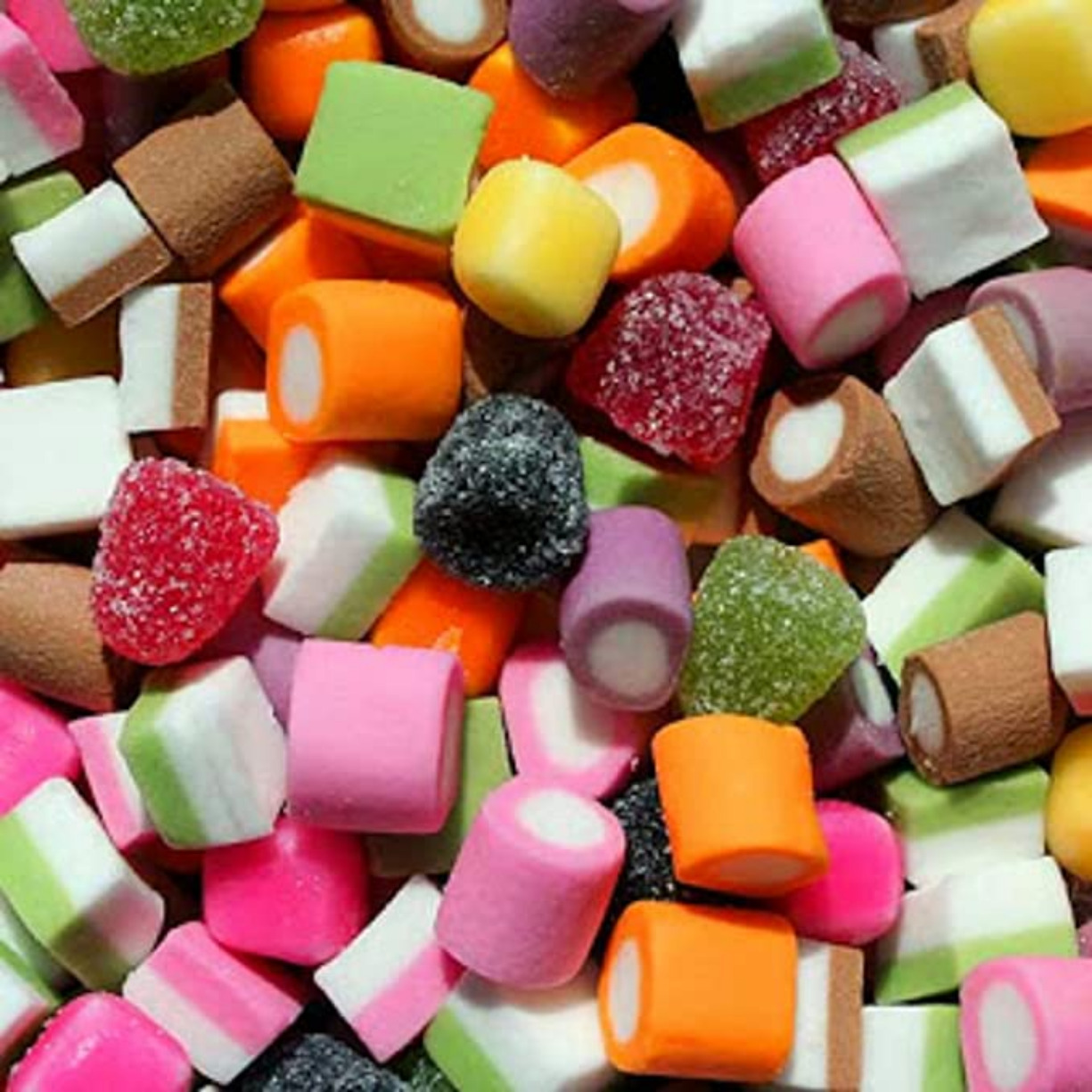 Dolly Mixtures Sweets